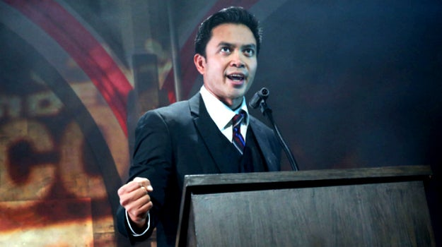 Jose was the only native-born Filipino to be cast in a new concept musical about Filipinos, Here Lies Love.