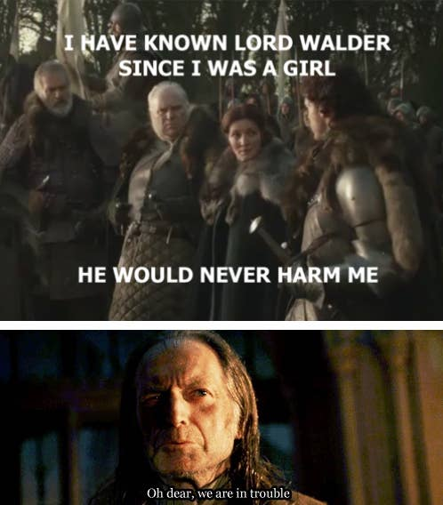Red Wedding Reaction.21 Best Tumblr Reactions To Game Of Thrones Red Wedding