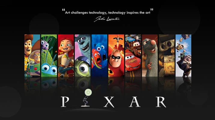 This Theory On Pixar Movies Will Blow Your Mind - Pixar movies connected
