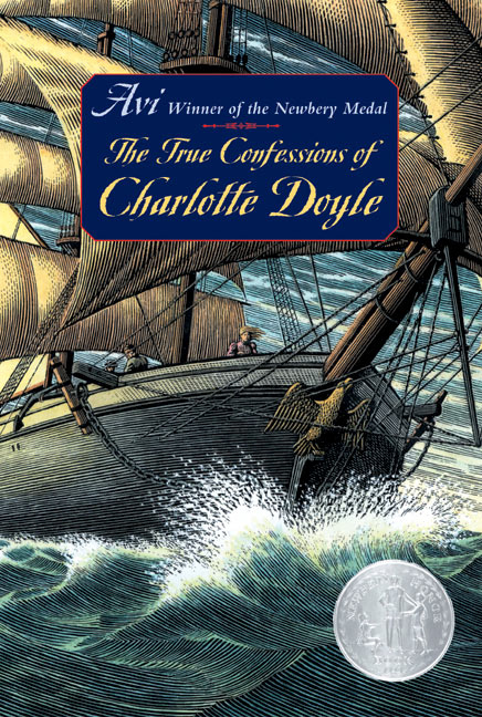 an analysis of the true confessions of charlotte doyle by avi The true confessions of charlotte doyle avi pdf read the true confessions of charlotte doyle avi pdf download the true confessions of  confrontation clause analysis after crawford v washington robert calhoun professor of law, golden.