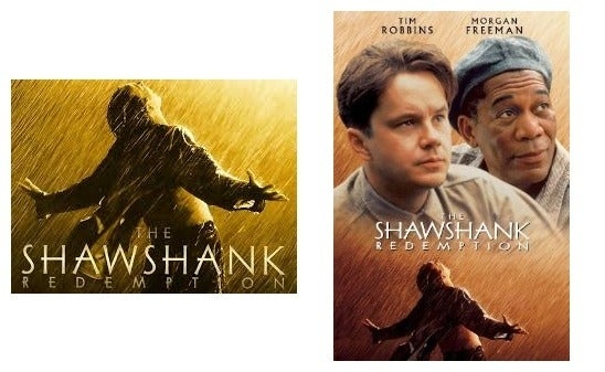 What many people do not realize is that 1. The Shawshank Redemption was actually a book (written by Stephen King) and 2. that the cover of the book is the bottom half of the movie poster. The book is more of an adventure than the movie, but both are equally compelling. Morgan Freeman gives a stellar performance, while Tim Robbins has made a career out of his role as Andy Dufrense. As most Stephen King novels are, the book captures the imagination in a way only King can do.