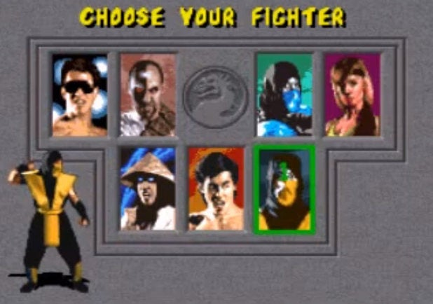 "Get over here...and play this ""hyper realistic"" fighting game!"