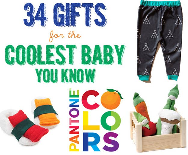 Coolest Baby Gifts Ever Easy Craft Ideas