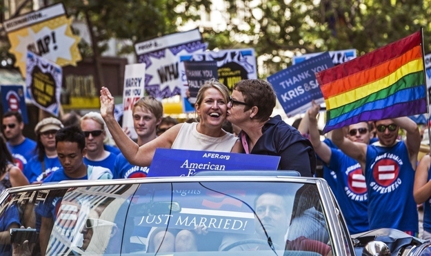 California Supreme Court Denies Requests To Stop Same-Sex Couples' Marriages