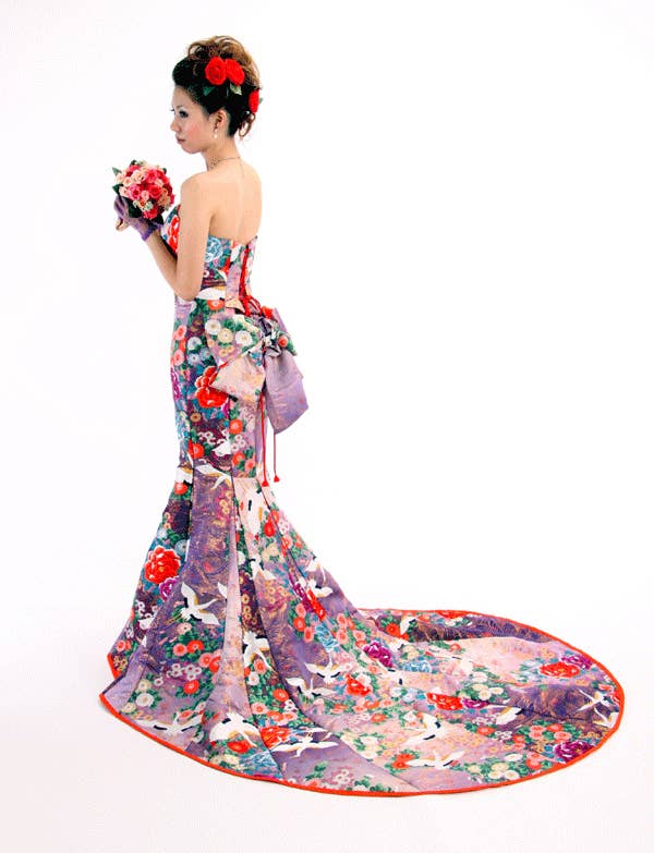 This Piece Is From A Wedding Dress Company Gifu Called Angelica I Absolutely
