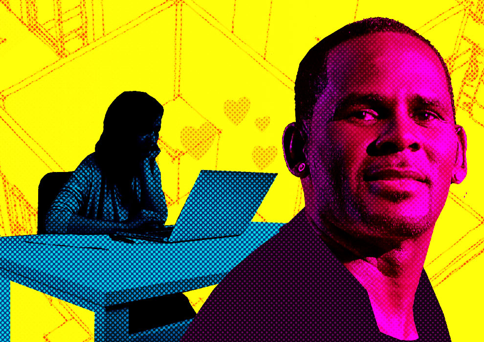 That Time R. Kelly Asked Me On A Date