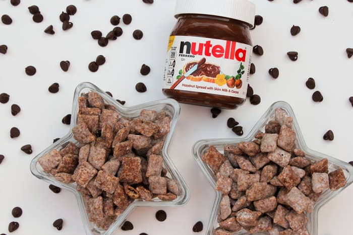 Because Nutella makes everything amazing. Get it here.