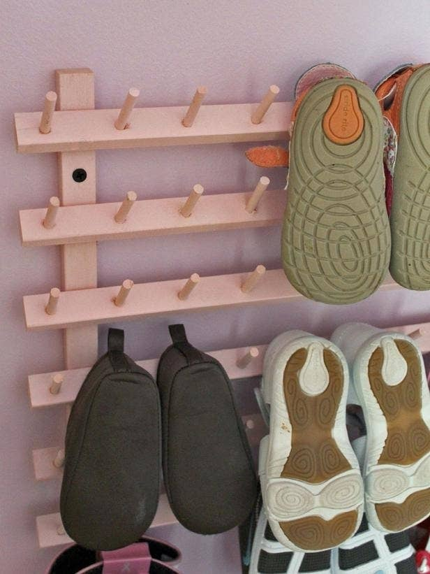 adef198fc23 33 Ingenious Ways To Store Your Shoes
