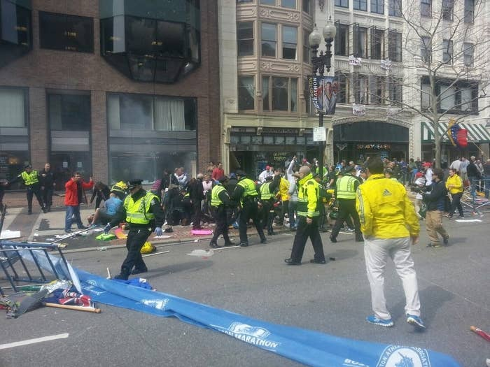 Boston Bombings Leave 3 Dead, 144 Wounded