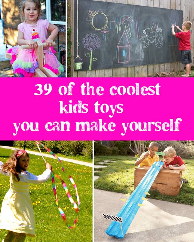 39 coolest kids toys you can make yourself share on facebook share solutioingenieria Gallery
