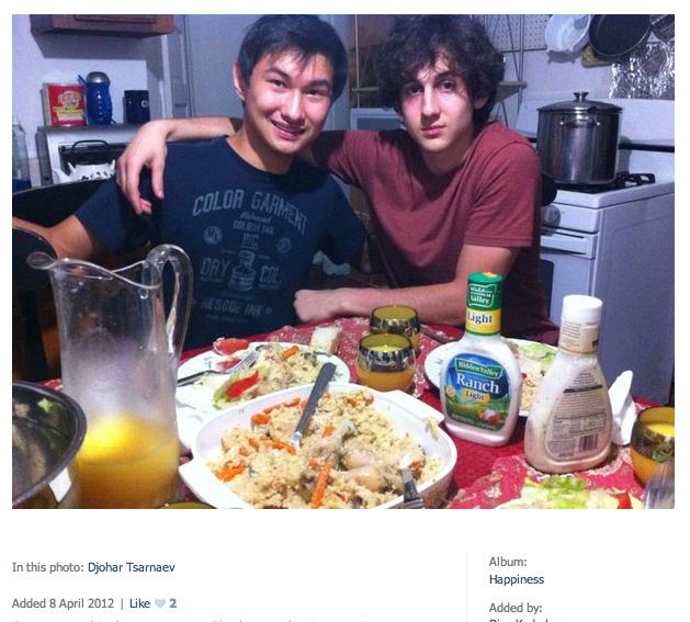 Boston Bombing Suspect Thought To Be Dzhokhar A Tsarnaev: What We Know About Boston Marathon Bomb Suspects Dzhokhar