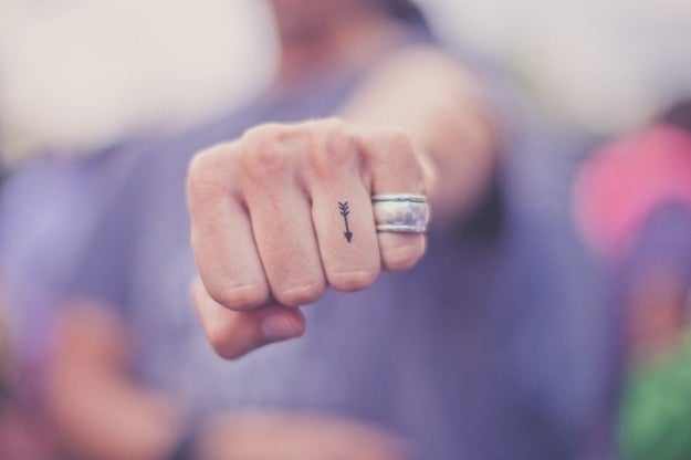 74 Of The Tiniest Most Tasteful Tattoos Ever