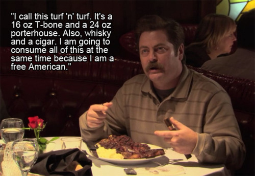 18 Of The Best Ron Swanson Quotes