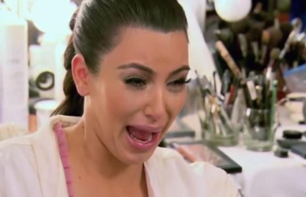 Image result for kim kardashian sad