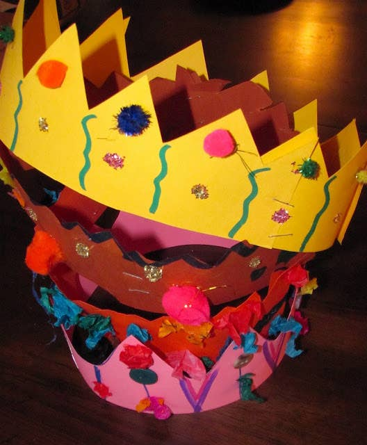 17 Easy Emergency Mother's Day Crafts For Kids