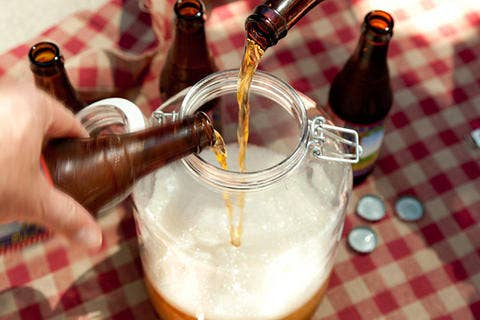 Another Fruit Punchy Beer Tail This One Is Perfect For Tailgate Parties