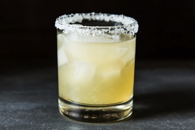 Because it's Cinco de Mayo (or close enough) and you're great, and you deserve it. Here's how to mix a classic one, or, if you're feeling frisky, here's a bunch of wacky altern-aritas to try.