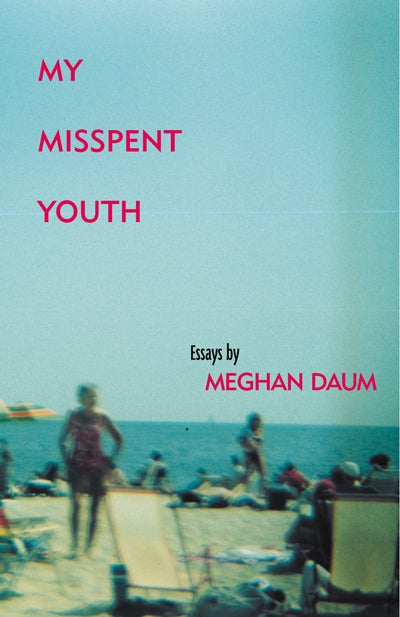 """The titular essay in this collection was published in 1999 in The New Yorker, when the 29-year-old Daum realized that she was totally, utterly broke and needed to leave New York, and her lament is the timeless one of the upper-middle-class liberal arts college graduate who cannot live in the New York of their fantasies: """"I spend money on Martinis and expensive dinners because, as is typical among my species of debtor, I tell myself that Martinis and expensive dinners are the entire point — the point of being young, the point of living in New York City, the point of living."""""""
