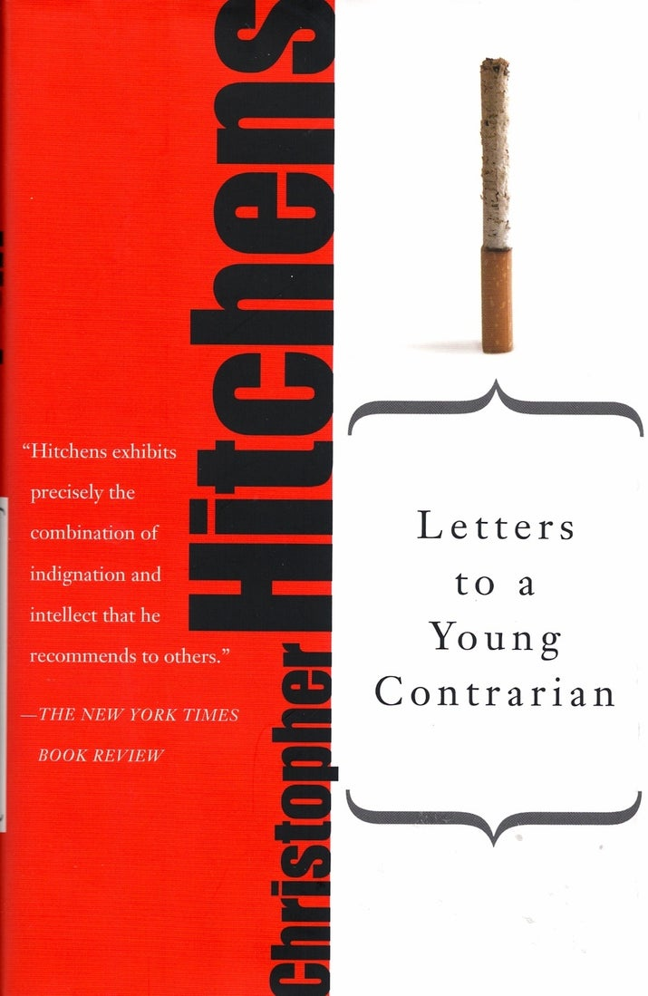 However you feel about Hitchens' work, this little volume is incredibly instructive in teaching you how to write things without giving a shit about what other people think. Or to learn how to just not give a shit about what other people think, generally.