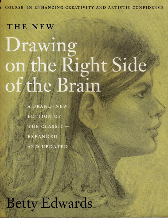 """My colleague Summer says that this book is """"so great for creativity in general and encouraging everyone to draw like they did as children."""" (And not just for lefties!)"""