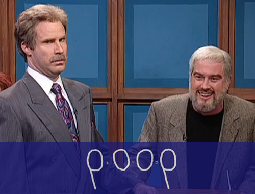 Celebrity Jeopardy (360°) - SNL 40th Anniversary Special ...