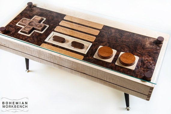 This one is $3700 from Etsy, which is well worth it because IT FUNCTIONS AS A REAL GAME CONTROLLER.