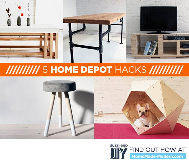 5 home depot hacks share on facebook share sciox Choice Image
