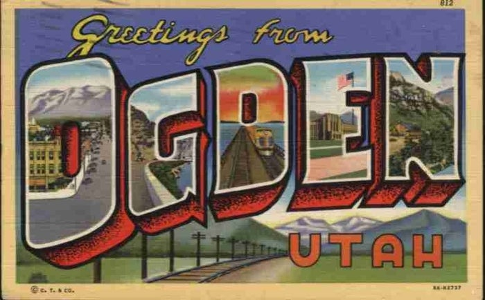 """With 2.6 Pornhub pageviews per capita between December and April, Ogden/Clearfield was the least porn-loving of the religious cities Pornhub looked at. Fifty-five percent of its residents identify as """"very religious."""""""