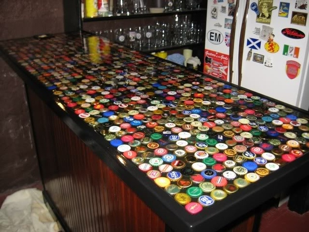 20 rad things you can make with bottle caps for What can you make with bottle caps
