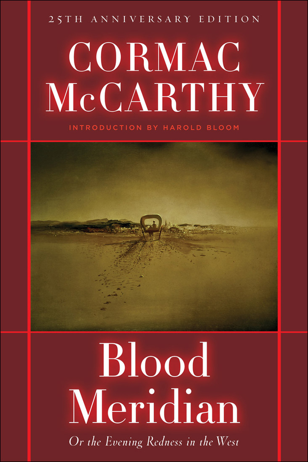 essays on blood meridian