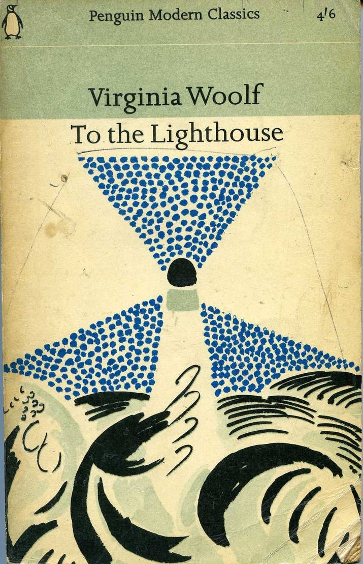 24 To The Lighthouse By Virginia Woolf (1927)