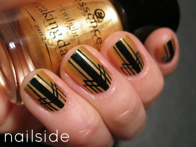 26 gorgeous great gatsby inspired manicures 4 prinsesfo Images