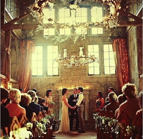 22 of the coolest places to get married in america for Best wedding places in california