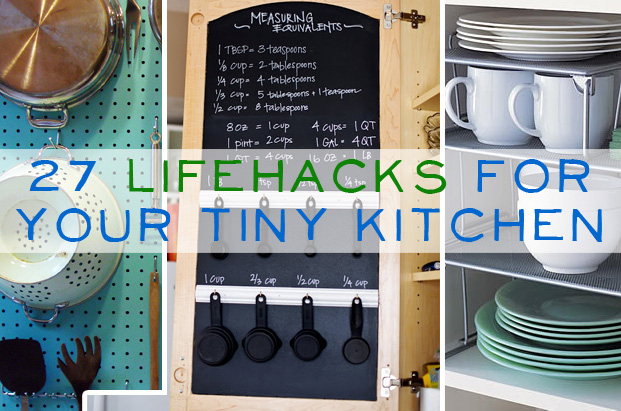 Pantry Baskets Small Spaces Lifehacks For Your Tiny Kitchen