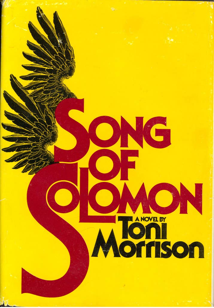 books you need to in your s 17 song of solomon by toni morrison