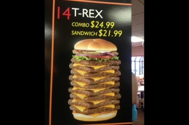 Canadian Wendy's Pulls Nine-Patty Burger From Menu For Obvious Reasons