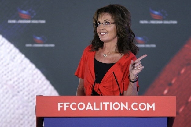 "Sarah Palin On Syria: ""Let Allah Sort It Out"""