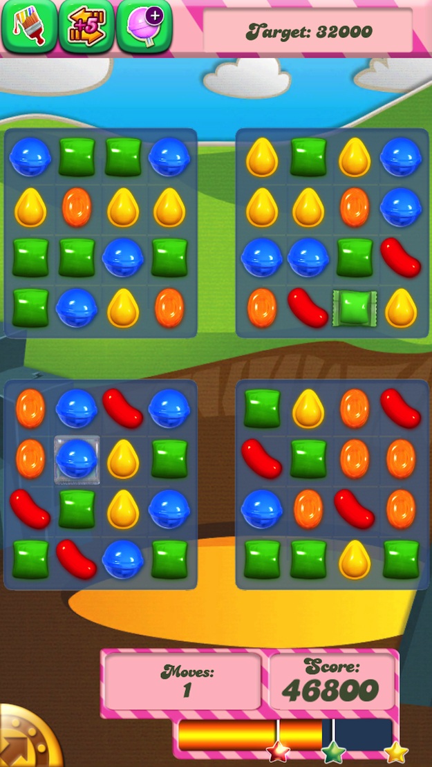 What It's Like To Play Candy Crush