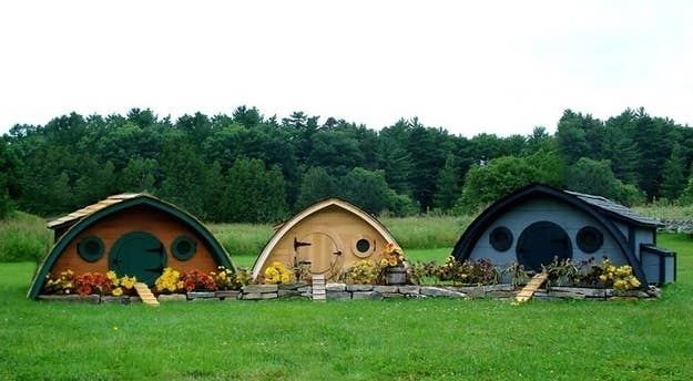 Your chickens will be the envy of the Shire!