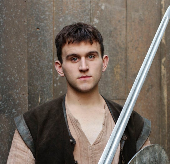 As Gilli on Merlin
