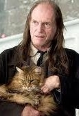 As Argus Filch in Harry Potter and the Sorcerer's Stone
