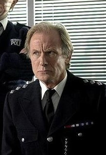 As Met Chief Inspector in Hot Fuzz