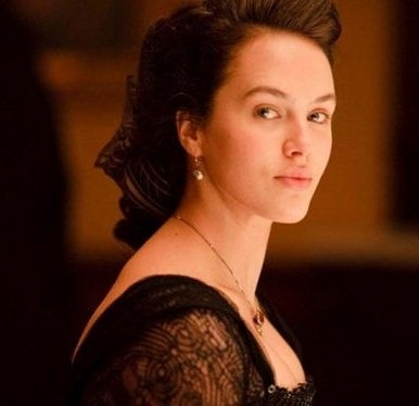 As Lady Sybil Crawley on Downton Abbey