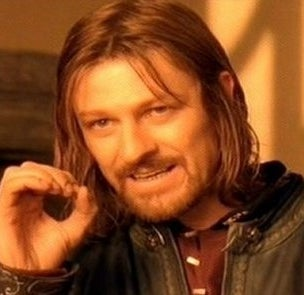 As Boromir in LOTR: The Fellowship of the Ring