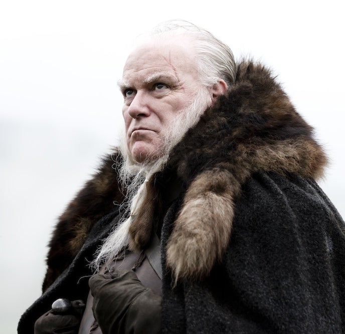 As Rodrik Cassel on Game of Thrones