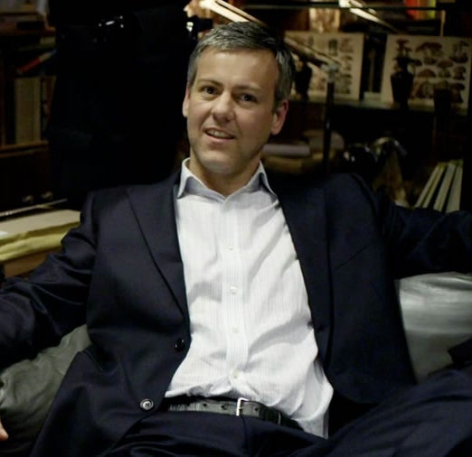 As DI Lestrade on Sherlock
