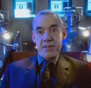 As John Lumic on Doctor Who