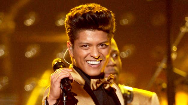 Bruno was born Peter Gene Hernandez to a Filipino mom and a Puerto Rican-Jewish dad and grew up in Hawaii. Most likely loves Spam.