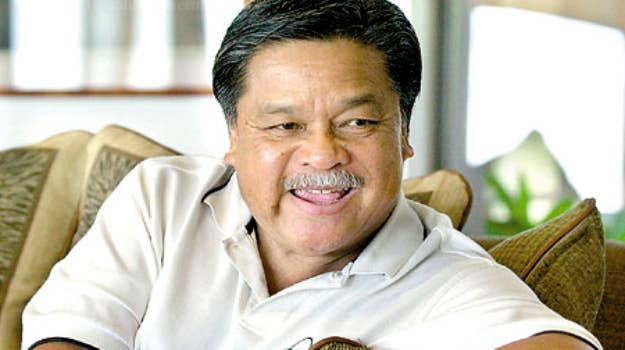 Ben is the first Filipino-American governor in the United States. His father Bonifacio moved from the Philippines to Hawaii where he raised Ben.
