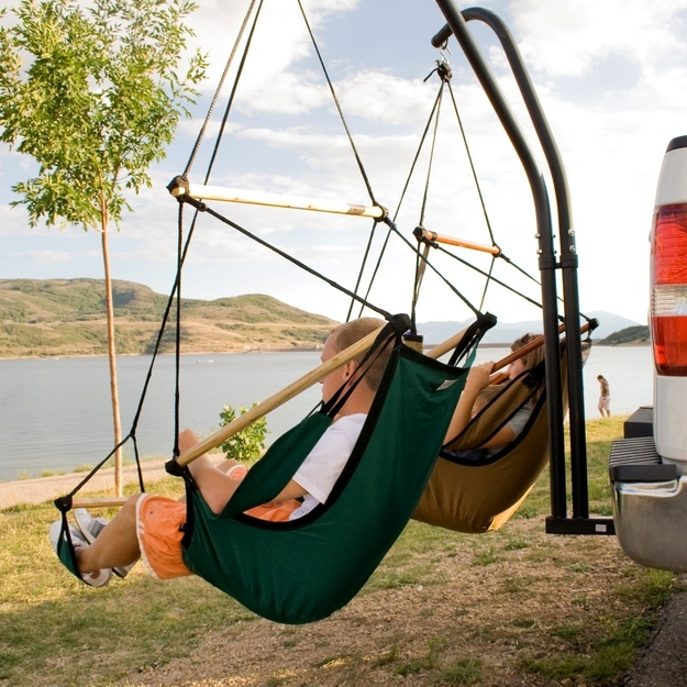 Beau Get These Seat Hammocks For Car Camping.